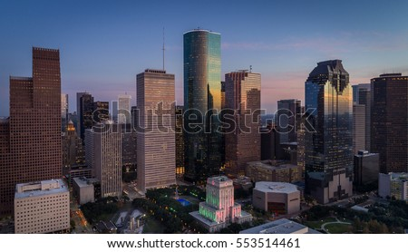 Houston Downtown