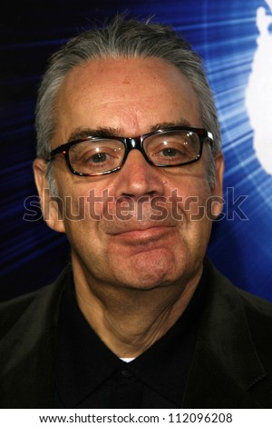 """Howard Shore at the Los Angeles Premiere of """"The Last Mimzy"""". Mann Village Theatre, Westwood, CA. 03-30-07 - stock photo"""