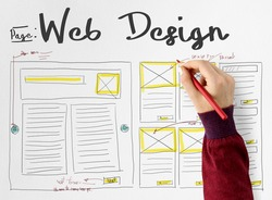 HTTP HTML Web Design Homepage Icon