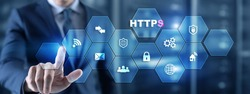 HTTPS is an extension of the HTTP protocol to support encryption for increased security.