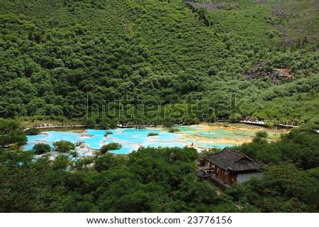 Huanglong (Sichuan, China)