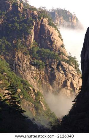 HuangShan (Yellow Mountain) of China