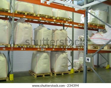 huge sacks