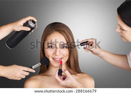 Human Hair, Hairdresser, Make-up.