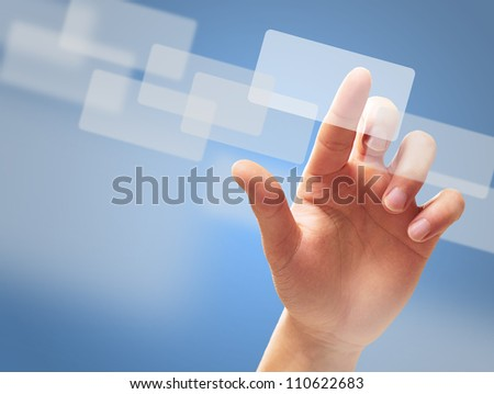 Human Hand Gesture, Background
