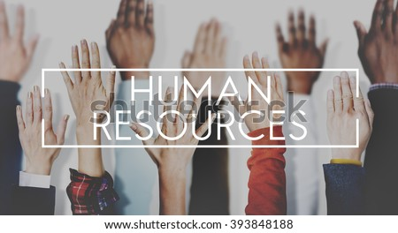 Human Resources Employment Issues Concept #393848188