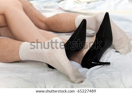 stock photo human sex men and women couple naked foot on bed 65227489 oral sex naked men women oral surgery group inc