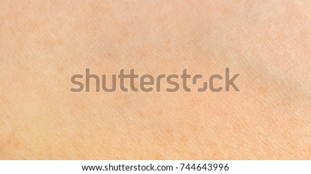 Human skin. Close up. Medical and abstract background.