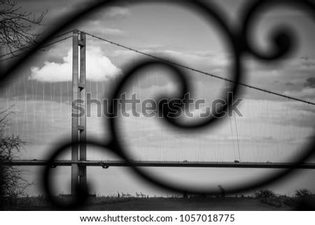 Humber Bridge, Suspension Bridge #1057018775