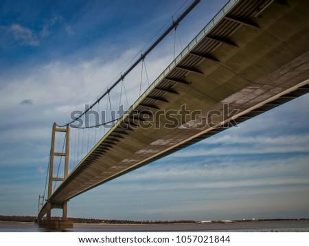 Humber Bridge, Suspension Bridge #1057021844