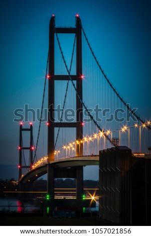 Humber Bridge, Suspension Bridge #1057021856