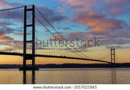 Humber Bridge, Suspension Bridge #1057021865