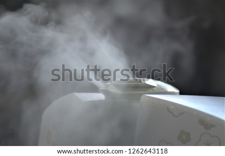 Humidifier spray Humidity
