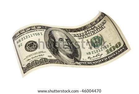 hundred dollar banknote