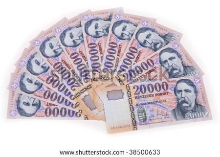 hungarian forint 5.