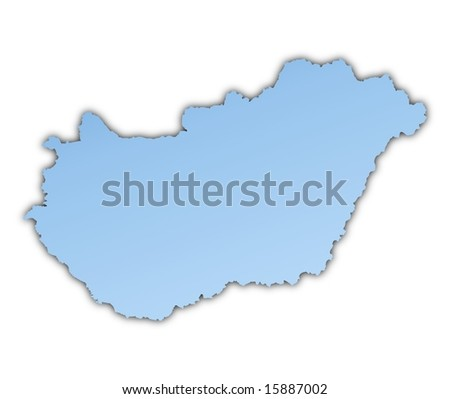 map of hungary. map of austria-hungary.