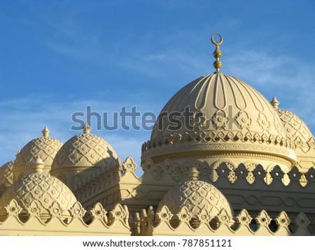Hurghada mosque Egypt #787851121