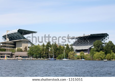 Husky stadium, Seattle
