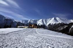 Hut Pleven, Old Mountains, Stara planina, Bulgaria, Europe