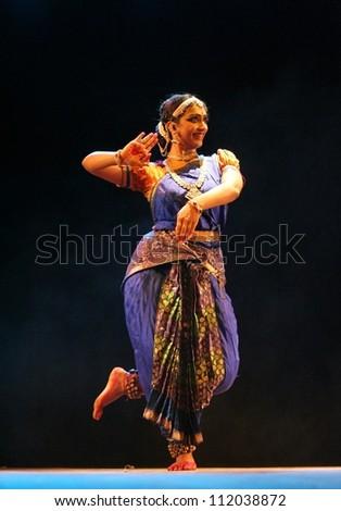 Navarasas In Bharatanatyam