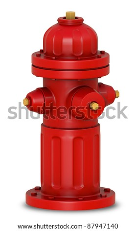 Hydrant 3d