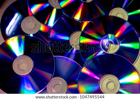i do not know if it can be said that they are old or vintage, the cd,s have already gone down in history.