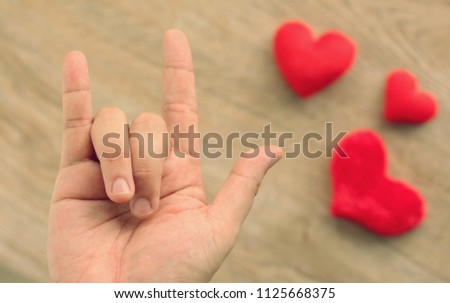 Free Photos I Love You Man In Love Red Heart For I Love You Concept