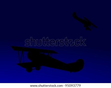 I World War plane