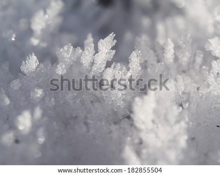 ice crystals #182855504