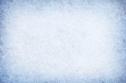 ice crystals, backround