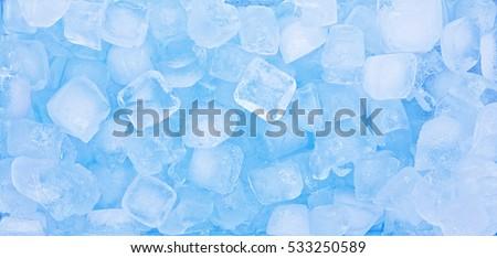 ice cubes, ice background #533250589