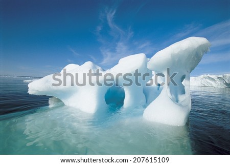 Ice Formation #207615109