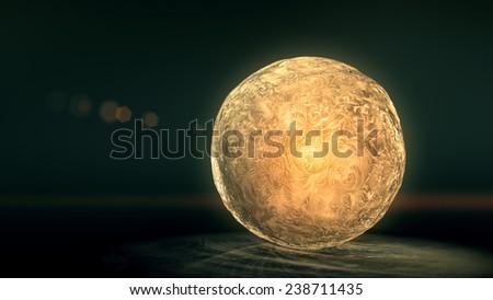 ice globe #238711435