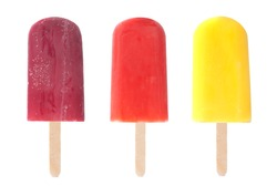 Ice lollies