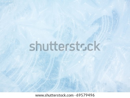 ice pattern background
