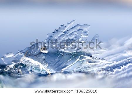 ice patterns #136525010