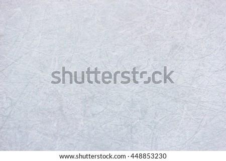 Ice rink floor