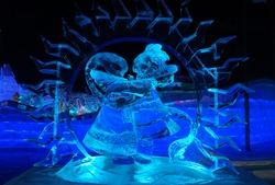 Ice Sculpture, Ice festival in Harbin
