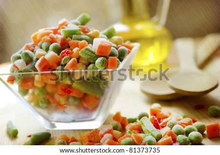 ice vegetable