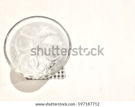 Ice water #597187712