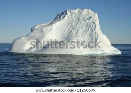 Iceberg near Labrador