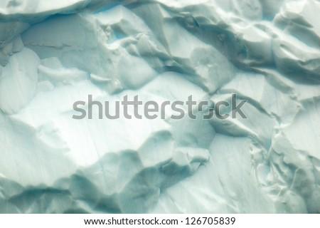 Iceberg patten, Antarctica, ideal as background image