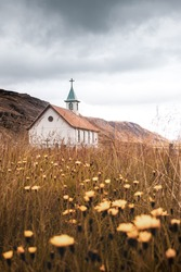 Icelandic country church - Iceland