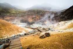 Icelandic Geothermal Area