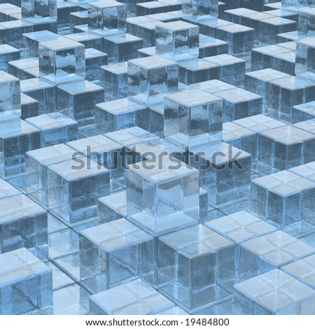 ices background