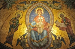 Icon of mosaic