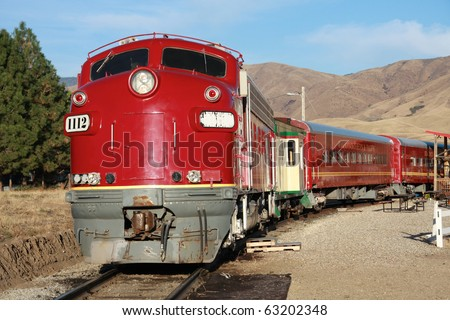 Idaho train
