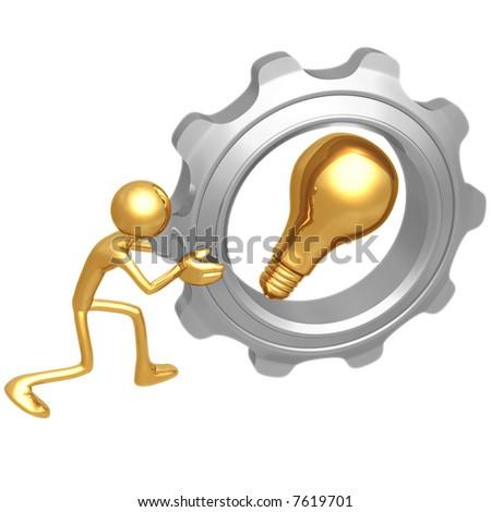 Idea Gear Push
