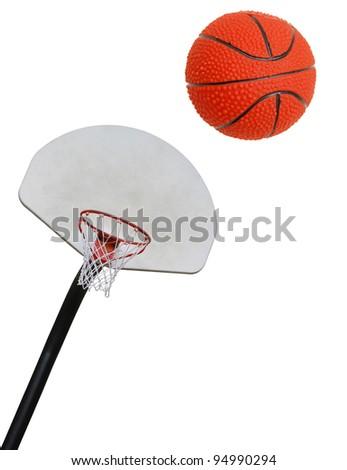 idea of basket ball shoot