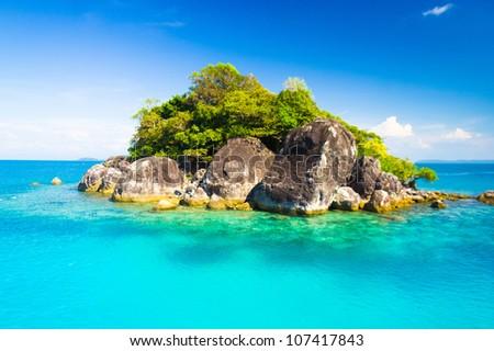 Idyllic Seascape Marine Fantasy